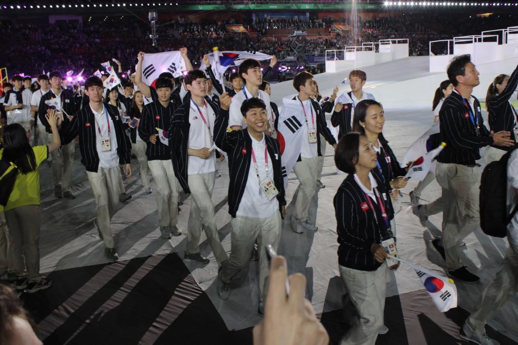 Koreanische Studierendennationalmannschaft