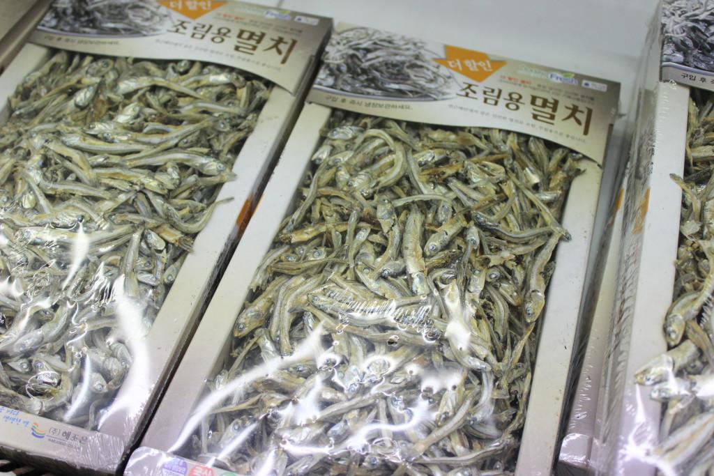 Fische klein