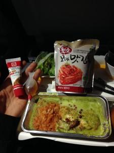 Koreanische Spezialitäten: Kimchi, Pfefferpaste und Sesamöl