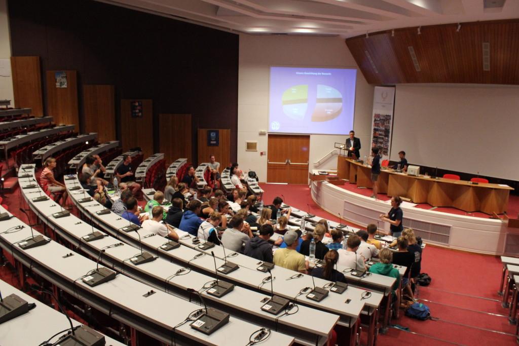 Seminar der Sporthochschule