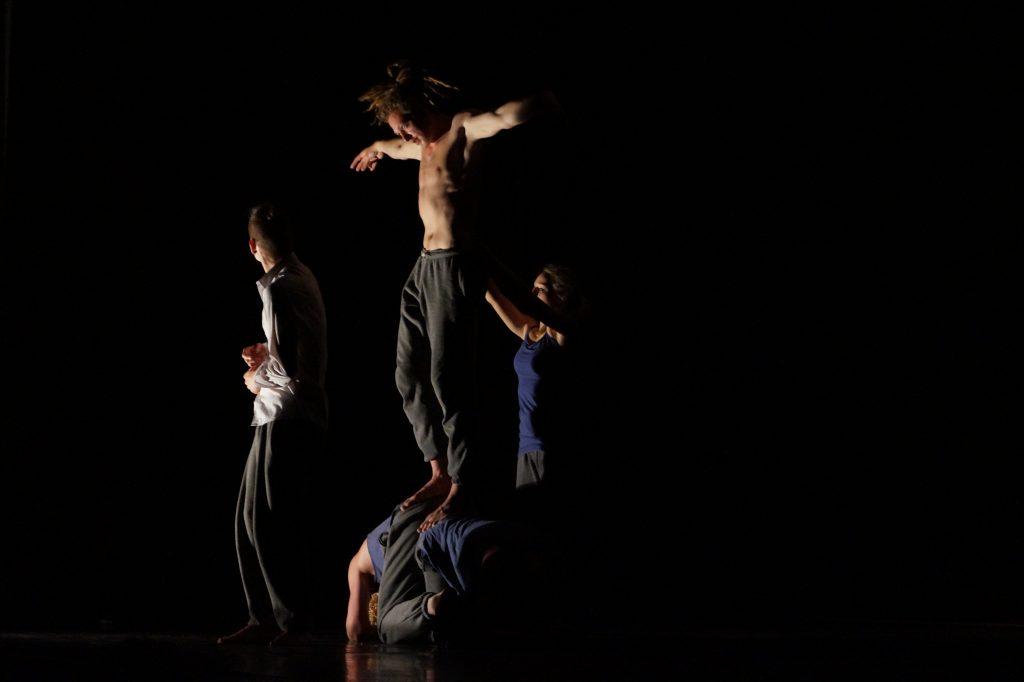 """Gruseliges Ende: Das Theaterstück """"Angststeckend"""" kam beim Publikum bestens an"""